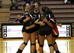 Volleyball set to serve up post-season
