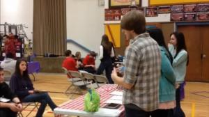 Video: Brier Terrace Middle School Electives Fair