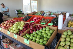 Sunshine Market: freshening up the425