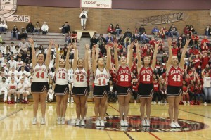 Preview: Cheer to compete at state competition Saturday