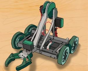 MTHS Robotics sends four teams to district championship
