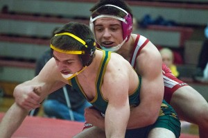 Terrace wrestling takes second at sub-regional championships