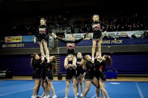 Cheerleading is in fact a sport, and Mountlake Terrace has the team to prove it