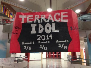 Seven Hawks moving on to the second round of Terrace Idol