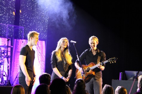 Derik Nelson showcases new and improved concert