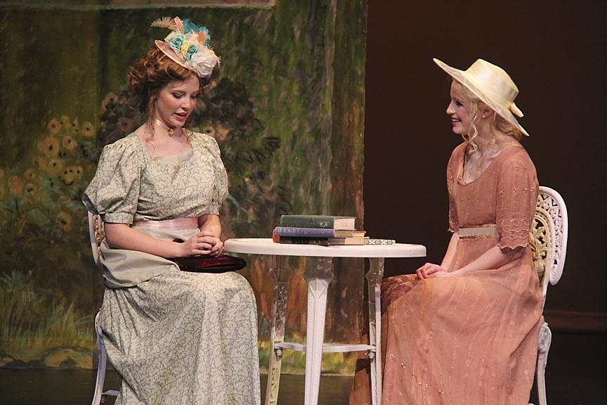 the importance of being earnest gwendolen and cecily meet robinsons