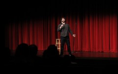 Laugh out loud comedy night shows support for Hunt