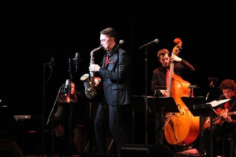 Hot Java Cool Jazz performance earns standing ovation