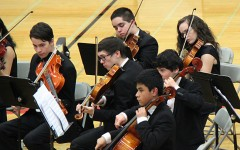 Concert features strength of string program in southeast quadrant