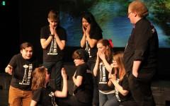 Theatre sports team presents Comedy Improv Night