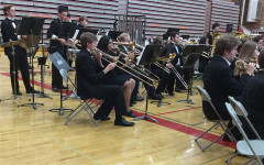 Band concert showcases southeast quadrant student talent