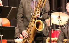 Grammy award winning bari saxophonist performs with MTHS jazz ensembles