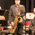 Professional bari saxophone player Gary Smulyan performs alongside MTHS Jazz 1.
