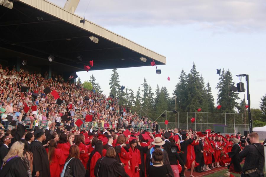 Photo Gallery: Class of 2015 graduation