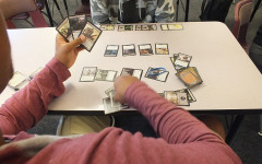 Gaming convention inspires trading card game club