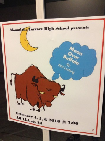 """Moon Over Buffalo"" comedy to play tomorrow, through Saturday"