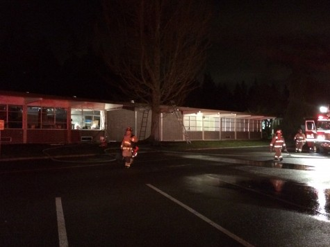 Fire breaks out at Madrona K-8, school cancelled Monday