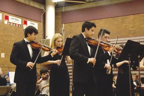 Orchestra Quad Concert gallery