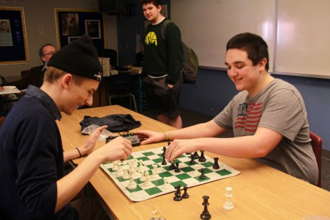 Chess Club starts up at MTHS