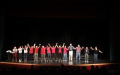 Comedy night held in MTHS theater May 6 honoring seniors last show