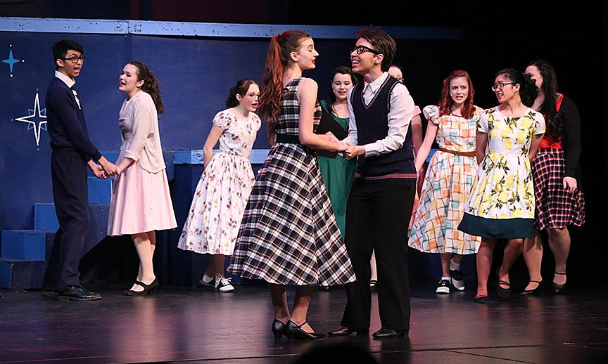 Drama brings MTHS to life with Zombie Prom