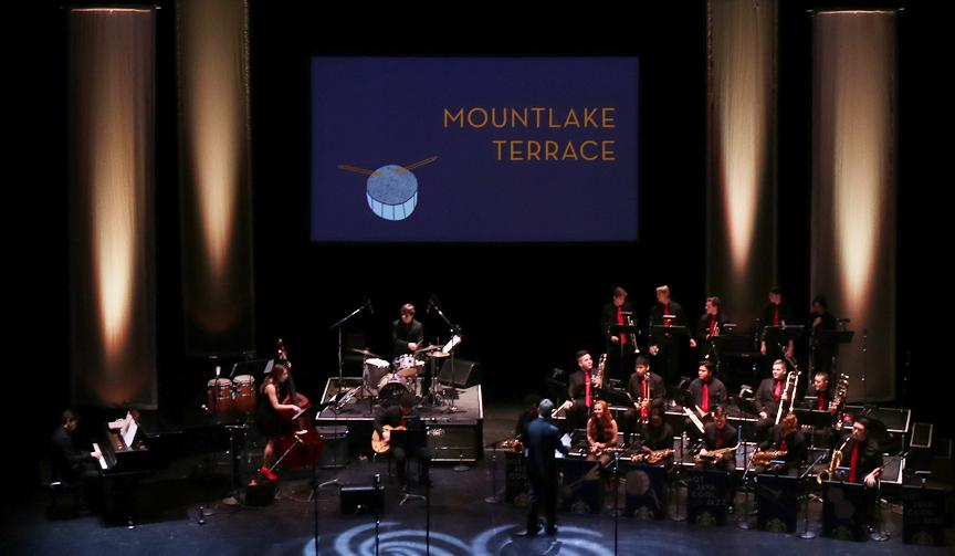 Jazz 1 opens 22nd annual Hot Java Cool Jazz, unveils student-composed song