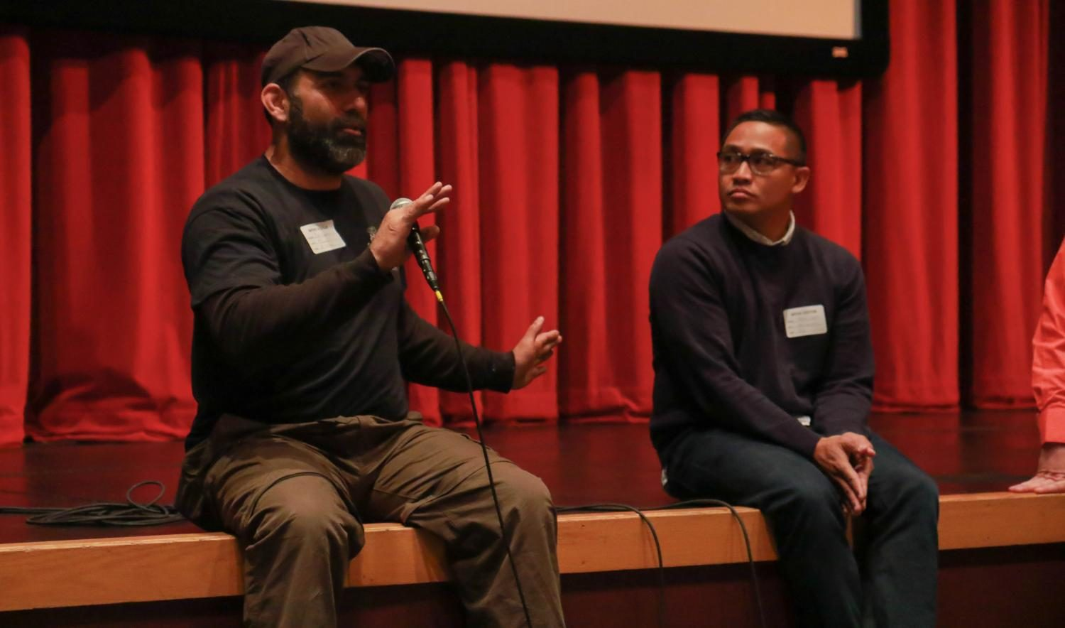 SIFF premieres documentary; director and subject interact with students in Terrace theater