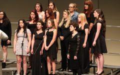 Choir bids farewell to school year with final concert