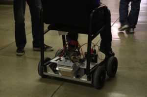 Robotics regionally recognized
