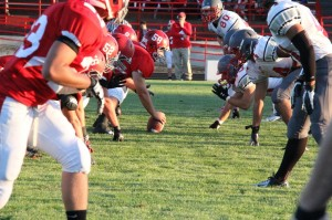 Varsity Football: New expectations, new look, new hope
