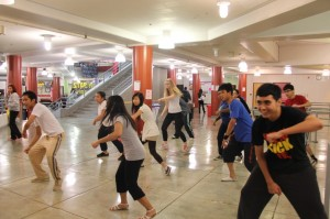 Hip-hop club kicks off another year