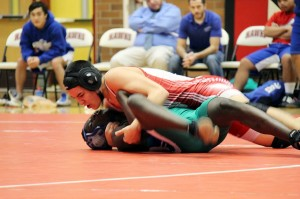 Wrestlers drop a heartbreaker to T-Birds
