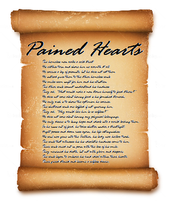 Pained Hearts by Ryan Austin Ogilvie