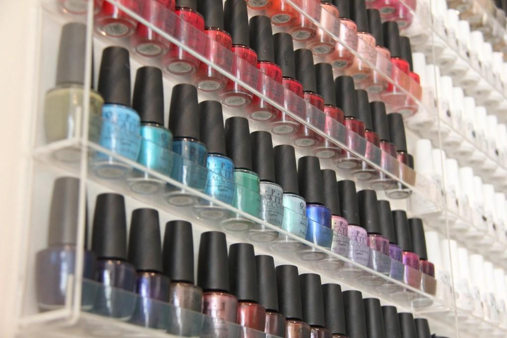 Newly opened Splash Nail Bar in MLT hopes to brighten up your day