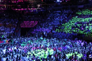 We Day makes history at Key Arena