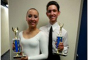 HAWKEYEWITNESS: Ballroom dancing champion