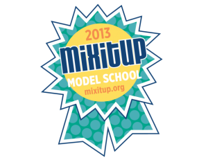 "MTHS again named a ""Mix It Up Model School"""