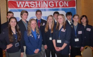 MTHS students place at WTSA state conference