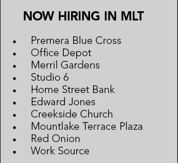 Mountlake Terrace job fair