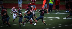 Hawks sloppy in opener, fall to Stanwood 29-13