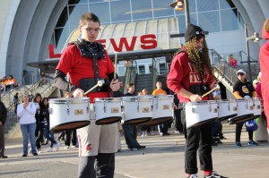 Drumline wins big after annual Celebrate Schools 5K