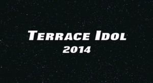 Terrace Idol 2014 promotional video