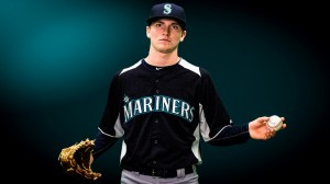 Pitcher/1st baseman Dominic DeMiero played for the Mariners scout team last fall, and will suit up for the Hawks varsity team for the fourth year this spring.