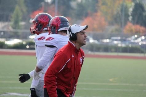 Umayam steps down as head football coach