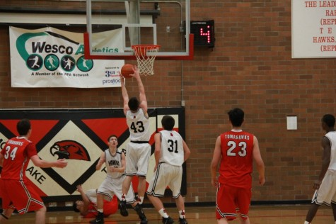 Hawks fall to Marysville Pillchuck struggling on both sides of the court in season's second showing