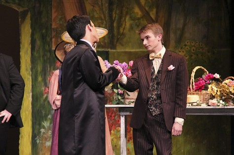 """The Importance of Being Earnest"" garners many laughs"