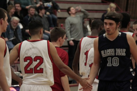 Hawks come up short against WesCo leading Grizzlies