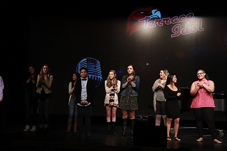 The Terrace Idol Finalists get selected.