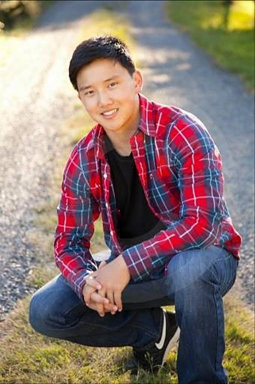 LHS senior Brandon Doyle's senior portrait.  Photo courtesy of Doyle family.