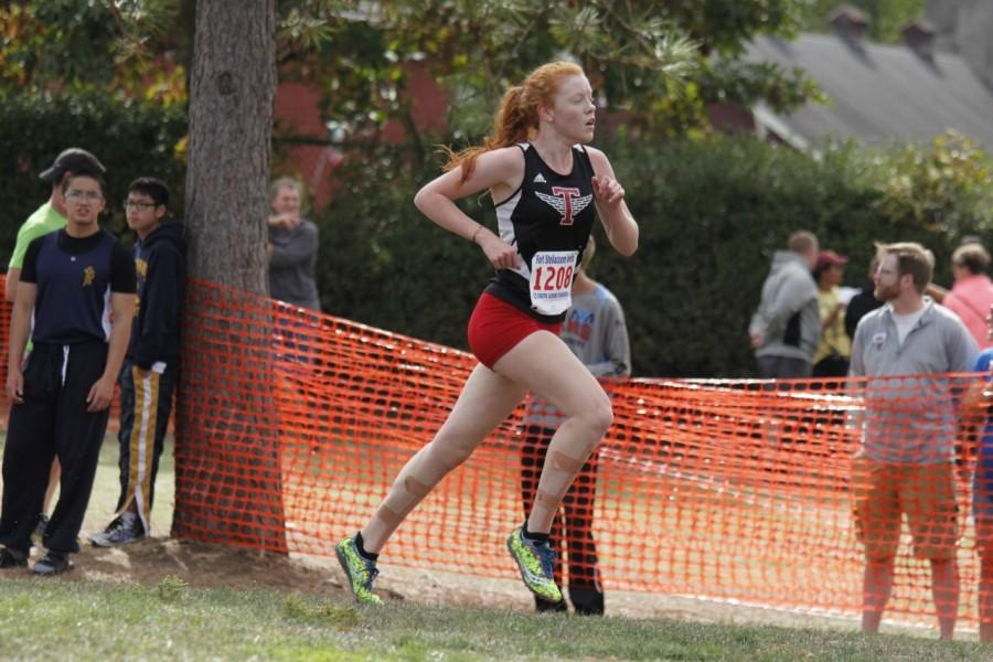 Terrace Cross-Country teams travel and compete at Stanford Invitational
